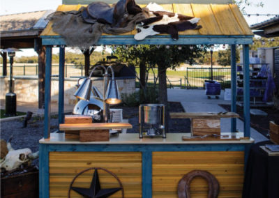 Lockhart Barbecue Stand